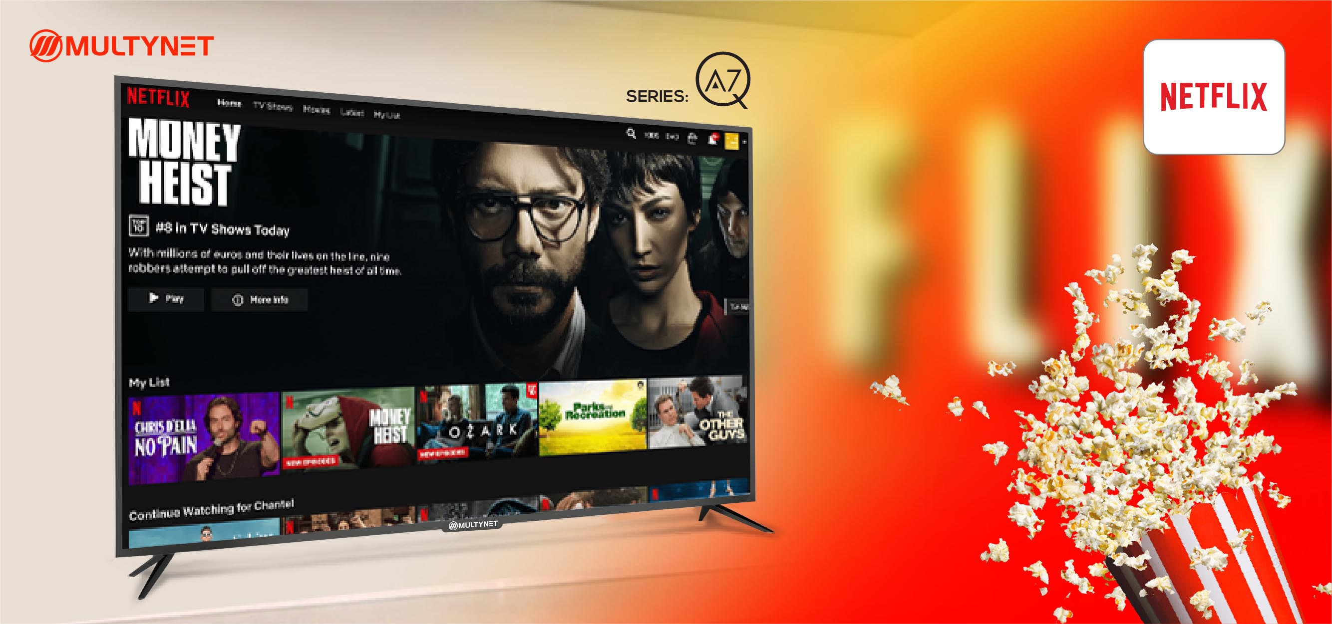 Android LED TV online